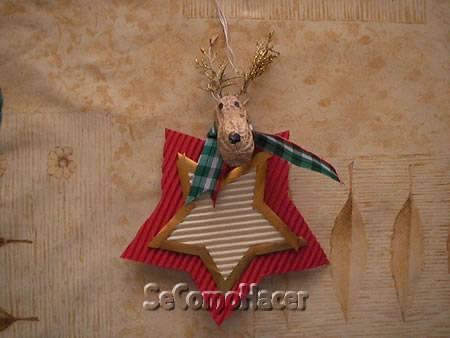 Come fare addobbi natalizi for Adornos navidenos para el arbol